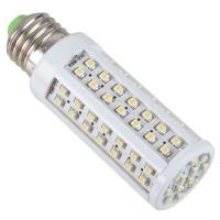 E27 Base 3528 96leds 220v-240v 5W LED Light Bulbs SMD LED COB Lamp-Warm White
