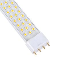 2G11 LED Lamp 5050 120leds 220V 23w LED Tube 53cm-Warm White