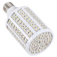 E27 Base 3528 270leds 220v 16W LED Light Bulbs Corn LED Lamp-Warm White