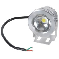 10W 12V Under Water LED Light Alumnium Inground Lighting 1000lm