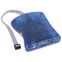 Emulator USB AVR ISP mkII Debugger Programmer  Compatible AVRISP PDI TPI