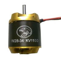 Hengli W2834 1100KV High Efficiency Outrunner Brushless Motor