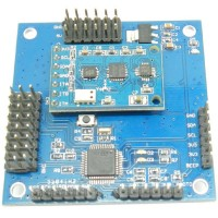 Kcopter STM32F103CBT6 Flight Control Board with ITG3200 BMA180 HMC5883L MS5611