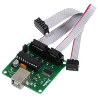 USBtinyISP AVR ISP Programmer for Atmel Arduino Bootloader