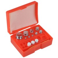 9pcs Precision Calibration Scale Weight Set 5g 10g 20g 50g 100g Gram