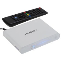HIMEDIA 600A 1080p H.264 MKV DTS Network Media Player HD600A