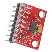 Arduino Triple Axis Accelerometer ADXL345 Sensor Board Module