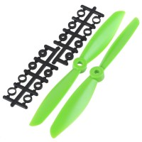 "7x4.5"" 7045 7045R Counter Rotating Propeller CW/CCW Blade For Quadcopter MultiCoptor-Green"