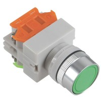 660V 10A PBCY090 Green Pushbutton Selector Push Button Switch