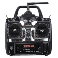 Spring TG661 2.4GHz Radio Control System 6 Channel TX RX 2.4G