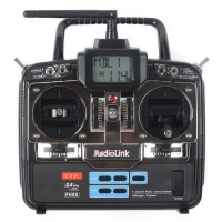 Radiolink 2.4Ghz T7F 7CH Transmitter System with Receiver for Airplane Heli MultiCopter