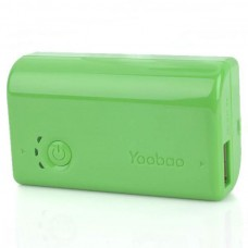 YOOBAO YB-611 Wizard Portable 2600mAh Battery Charger for Iphone