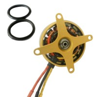 W2815 (2204) 1480KV F3P High Efficiency Outrunner Brushless Motor for Aircraft