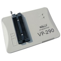 Wellon VP290 VP-290 EEprom Flash MCU Programmer USB