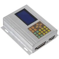 3 Axis TB6560 3.5A Stepper Motor Driver Board w/ Aluminium Case+LCD Display Board+Manual Handle Set