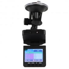 "2.5"" LCD 6LED IR DVRCamera Recorder Car Recorder Night Vision Colorful Monitor"