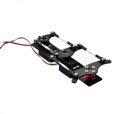 Carbon Fiber Rudder Helper Kit for RC Airplane 100CC