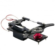 Carbon Fiber Rudder Helper Kit for RC Airplane 20-50CC