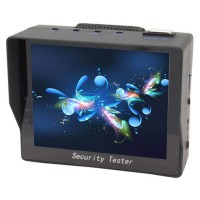 "3.5"" TFT LCD CCTV Test Monitor CCTV Security Camera Video Test Tester"