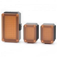 F&V Mini HD K480 + 2 x K160 LED Video Light Set for Camera Photograph
