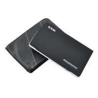 SSK SHE037 2.5'inch SATA HDD Enclosure Hard Drive Case