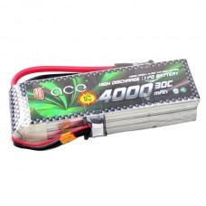 Ace 11.1V 4000mAh 30C LiPo Battery Pack