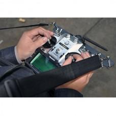 Carbon Fiber Holder for Futaba Radio T12ZH Transmitter Remote Control