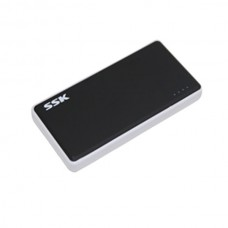 Black SSK SRBC500 Emergency Charger Mobile Phone Portable Charger for iphone