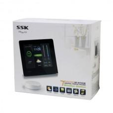 SSK Stylish DF-N700W 7inch Digital Photo Frame
