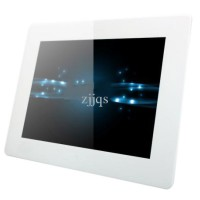 SSK DF-G803S Stylish Digital Photo Frame 8 inch LED Backlight Digital Screen-White