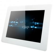 SSK DF-G803S Stylish Digital Photo Frame 8 inch LED Backlight Digital Screen-White
