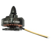 W4822 690KV Outrnner Brushless Motor for Quad HexCopter 24N22P