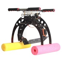 Feiying 360 Degree Carbon Fiber Three Axis Aerial Pan Tilt PTZ for Camera Aerial Photo