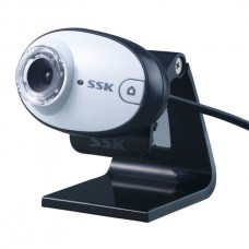SSK HD PC Webcam DC-336 5 Mega PC Camera with MicrioPhone