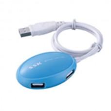 SSK SHU017 High Speed USB Hub USB 4 Ports USB 2.0 HUB USB Extension Device