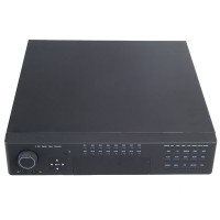 DVR Standalone 24 ch Full CIF Recorder Realtime Recording 600/720fps with HDMI Port