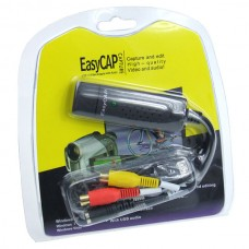 Easycap DC60+ USB DVD VHS PS3 XBOX Video Capture Card