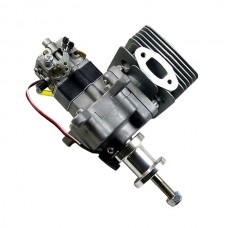 RCGF 26cc Gas Engine Petrol Engine RCGF-26 with Muffler and Ignition