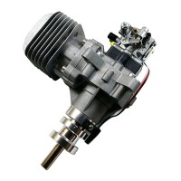 RCGF 32cc Petrol Engine Gas Engine Single Cylinder for Radio Control Airplane