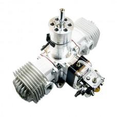 JC 120 EVO 120CC 2 Stroke Gas/Petrol Engine With Ignitor for Gas Airplane