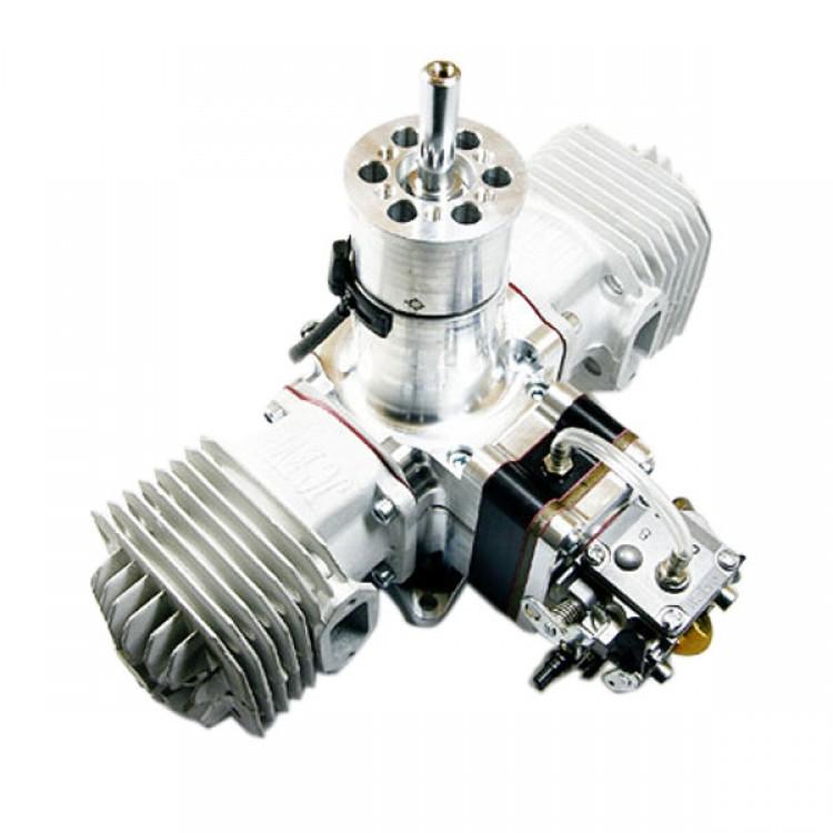 JC 120 EVO 120CC 2 Stroke Gas/Petrol Engine With Ignitor for ... Jc Evo Ignition Wiring Diagram on