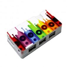 SSK SHU021 USB HUB USB2.0 USB HUB 4 Port