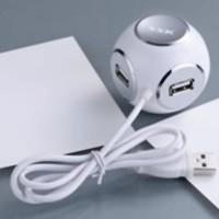High Speed USB HUB 4 Ports USB 2.0 HUB USB Extension Device SHU018