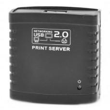 KONIX Network USB 2.0 Printer Server