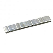 60g FE Stick-on Adhesive Wheel Weight 4pcs 5g + 4pcs 10g