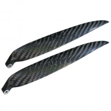 "1 Pair 16x13"" 1613 1613R Carbon Fiber Folding CW CCW Propeller For MultiCopter"