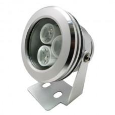 9W Under Water 3LEDs Light Alumnium Inground Lighting Lamp