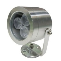 3W 3 LEDs Water LED Light Alumnium Inground Lighting Park Lamp