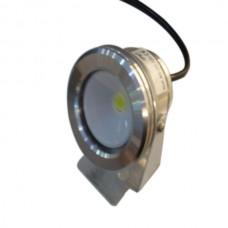 10W 6 LEDs Water LED Light Alumnium Inground Lighting 900lm