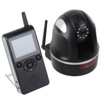 8229JE Wireless Digital Pan and Tilt Home Surveillance System